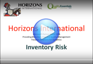 Video: Addressing Inventory Risks